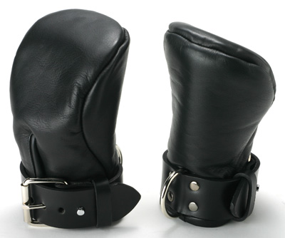 Deluxe Padded Fist Mitts